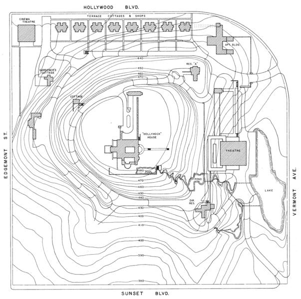 barnsdale park plotplan