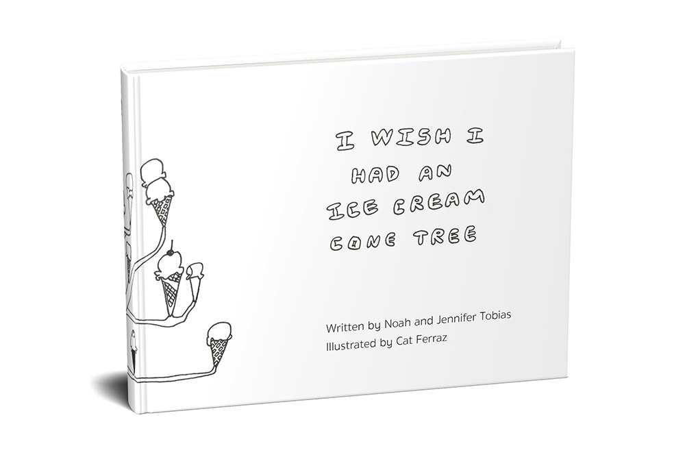 iwishihadanicecreamconetree-hardcover-mockup
